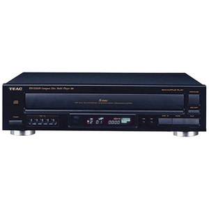 TEAC PD-D2410 /5CD COMPACT PLAYER /5CD 플레이어 /티악
